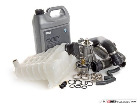 ES#2628563 - 11537835558KT1 - ECS Cooling System Refresh Kit - Level 1 - Addresses common M5 cooling failures - With OEM and high quality aftermarket components - Assembled By ECS - BMW