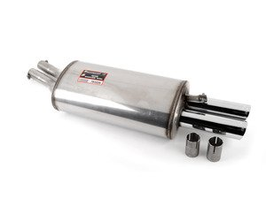 ES#3024717 - 783226 - Supersprint Sport Muffler - A refined sound with improved flow - Supersprint - BMW