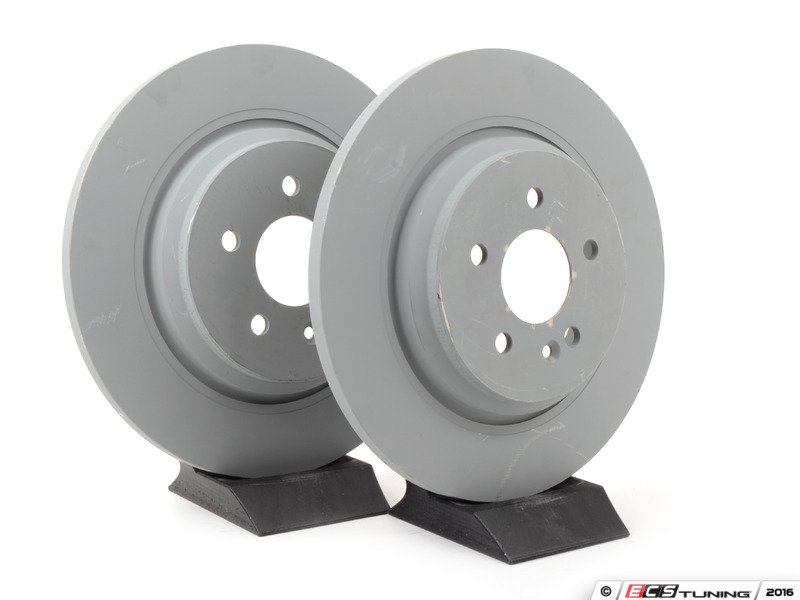 Genuine Mercedes Benz 1634230212kt1 Rear Brake Rotors