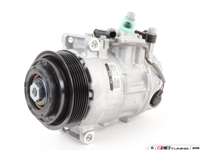 Denso 0022303111 A C Compressor Assembly