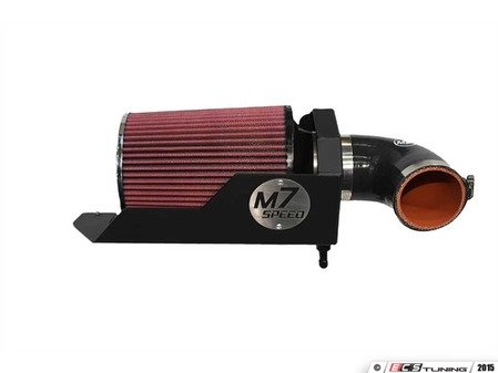 ES#3098122 - 56-312102 - M7 Speed MAXX-FLO Air Intake System - Low restriction cloth air filter which adds more air flow : black powdercoat