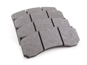 ES#1305588 - HB122N.710 - Front HP Plus Compound Performance Brake Pad Set - A compound can take the heat at the track and get you home safely - Hawk - Audi