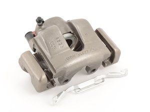 ES#3106133 - 34116758113R - Remanufactured Brake Caliper - Front Left - Restore braking performance and driving safety - Includes $50 core charge - Centric - BMW