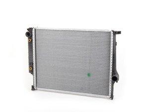 ES#213600 - 17112241913 - Radiator - Includes integrated transmission oil cooler - Genuine BMW - BMW