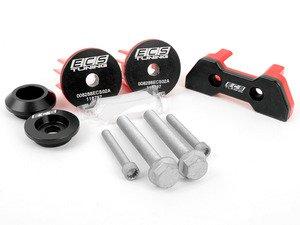 ES#3097986 - 008288ecs01KT1 -  Complete Drivetrain Mount Insert Kit - Decrease slop; Increase drivetrain rigidity and response! - ECS - Audi