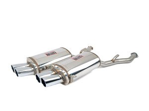 ES#3026161 - 786016-786036 - Supersprint Sport Mufflers - A fine tuned note and increased flow - Supersprint - BMW