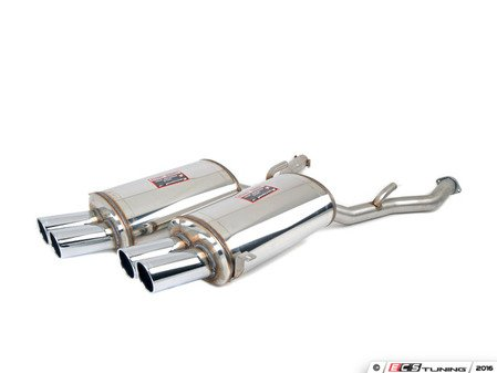 ES#3026161 - 786016-786036 - Supersprint Performance Muffler set - More flow. More sound. More performance - Supersprint - BMW