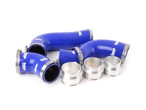 ES#2703103 - FMKT011BLUE - Boost Hose Kit - Blue - Includes all required couplers and clamps - Forge - Audi Volkswagen