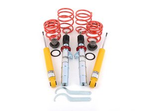ES#2158149 - 28981-1 - Street Performance Coilover Kit - Unrivaled comfort and performance. - H&R - BMW