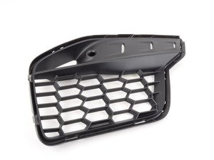 ES#2977766 - 51118056262 - Grille Insert - Right - Located in the front bumper - Genuine BMW - BMW