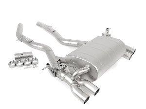 ES#3027047 - TMS198572 - Akrapovic Slip-On Titanium Exhaust System - F80 M3, F82 M4 - Akrapovic -