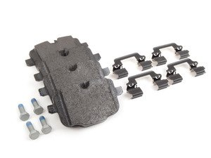 ES#2777535 - 34216857805 - Rear Brake Pad Set - An excellent alternative to more expensive OEM pads - Textar - BMW