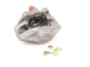 ES#3106000 - 34111150257R - Remanufactured Brake Caliper - Front Left - Ate Style - Restore braking performance and driving safety - Includes $40 core charge - Centric - BMW