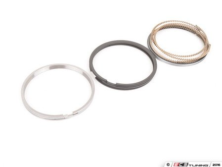 ES#3098456 - 058198151BG - Piston Ring Set - Complete - One set services all 4 pistons. - Grant - Audi Volkswagen