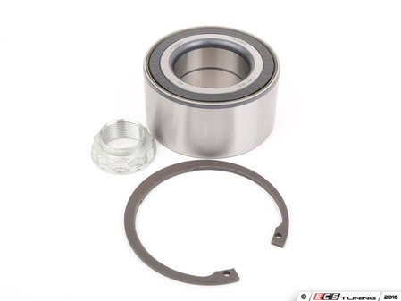 ES#2875147 - 31226783913S1 - Front Wheel Bearing - Priced Each - Failing wheel bearings are noisy, sloppy, and deposit metal dust on wheels. Includes Hardware! - Febi - BMW