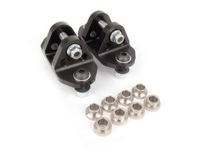 ES#3028348 - TSU9006RU2 - Race Aluminum Rear Lower Shock Mounts (Pair) - Race-spec shock mounts for your BMW - Turner Motorsport - BMW