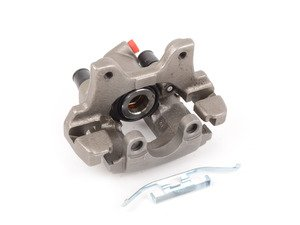 ES#3102032 - 34211160381R - Remanufactured Brake Caliper - Rear Left - Restore braking performance and driving safety - Includes $15 core charge - Centric - BMW