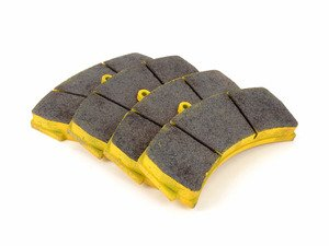 ES#3024574 - TMS2514 - StopTech Calipers ST60 - Race Brake Pad Set - Pagid RS29 Yellow - StopTech -