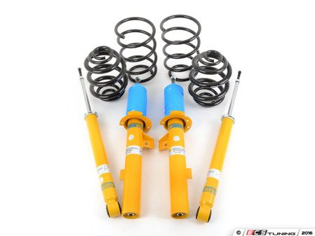 ES#2983740 - 46-181251 - B12 Pro-Kit Suspension System - Expertly matched performance Eibach Pro-line lowering springs and Bilstein shock/strut package for a dramatic increase in performance handling. World-famous Bilstein quality with a limited lifetime warranty! - Bilstein - BMW