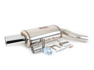 ES#3024737 - 785926 - M-Technic Supersprint Stainless Performance Muffler - Developed specially for the M-Technic rear bumper - Supersprint - BMW