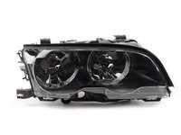 ES#172697 - 63126904280 - Halogen Headlight Assembly - Right - Complete headlight assembly - Genuine BMW - BMW