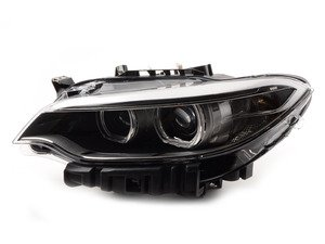 ES#2728046 - 63117388931 - European Bi-Xenon Headlight - Left - Drastically improve lighting performance and your BMW's appearance with European-spec headlights - Genuine BMW - BMW