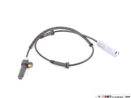 ES#1831900 - 34521182160 - Rear ABS speed Sensor - Priced Each - Located in the rear axle assembly - Delphi - BMW