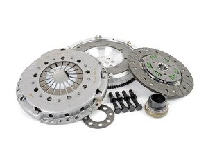ES#3026125 - 520-010S-S874G - HD Clutch and Flywheel Kit - Improve your power transfer; with JB Racing single-mass performance flywheel paired with Sachs Performance clutch kit. - Assembled By ECS - BMW