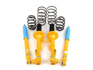 ES#2681177 - 46-180698 - Bilstein B12 Pro-Kit Suspension System - E9X M3 - Expertly matched performance Eibach Pro-line lowering springs and Bilstein shock/strut package for a dramatic increase in performance handling. World-famous Bilstein quality with a limited lifetime warranty! - Bilstein - BMW