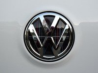 ES#3096635 - K8RE12 - Rear Badge Inlay - MK5 GTI Plaid - 1-piece full circle badge inlay that requires removal of the badge for installation - Klii Motorwerkes - Volkswagen