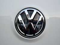 ES#3096381 - K11RE12 - Rear Badge Inlay - MK6 TDI Plaid - 1-piece full circle badge inlay that requires removal of the badge for installation - Klii Motorwerkes - Volkswagen