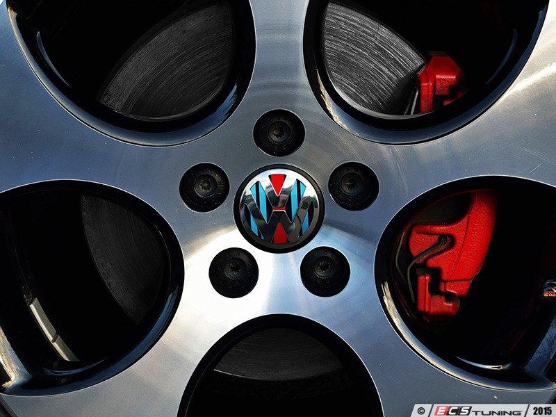 Klii Motorwerkes K18cc2 Center Cap Inlay Set Racing