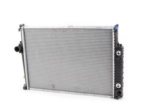 ES#3023863 - 17111468080 - Radiator - Automatic Transmission - Standard replacement radiator. - Mahle-Behr - BMW