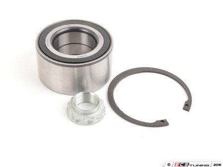 ES#2870278 - 31203450600S1 - Front Wheel Bearing Kit - Priced Each - Includes hardware! - Febi - BMW