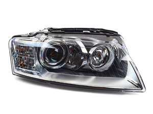 ES#387848 - 4E0941030BT - Bi-Xenon Headlight - Right - Keep your exterior lights shining bright - Genuine Volkswagen Audi - Audi