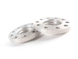 ES#295 - 3075740 - H&R DR Series Wheel Spacer - 15mm (1 Pair) - Exclusively built for your BMW to give your car that perfect stance - H&R - BMW