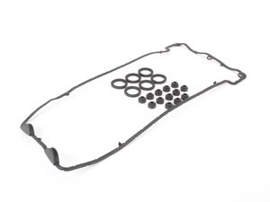 ES#2800344 - 11127832034 - Valve Cover Gasket Set - Includes all the necessary components for a valve cover removal - Ajusa - BMW