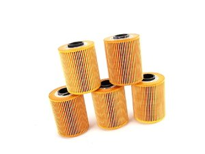 ES#263815 - 11427833769Mh-5 - Oil Filter Kits, Pack Of 5 - Stock Up And SAVE! - Stock up on filters for your S50, S52, and S54 - Mann - BMW