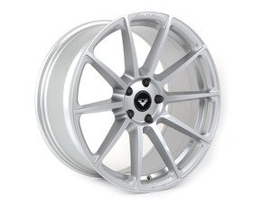 "ES#3090486 - 10220slf8xm3KT - 20"" V-FF 102 Style Wheels - Staggered Set of Four - 20x9.5"" ET22, 20x10.5"" ET34. Mercury silver. Excellent aggressive fitment for F8X M3/M4. - Vorsteiner - BMW"