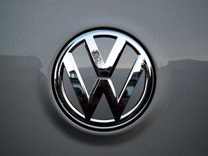 ES#3096547 - K31RE12 - Rear Badge Inlay - United Gray Metallic - 1-piece full circle badge inlay that requires removal of the badge for installation - Klii Motorwerkes - Volkswagen