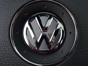 ES#3096548 - K31SW4 - Steering Wheel Badge Inlay - United Gray Metallic - 5-piece badge inlay set for your steering wheel emblem - Klii Motorwerkes - Volkswagen
