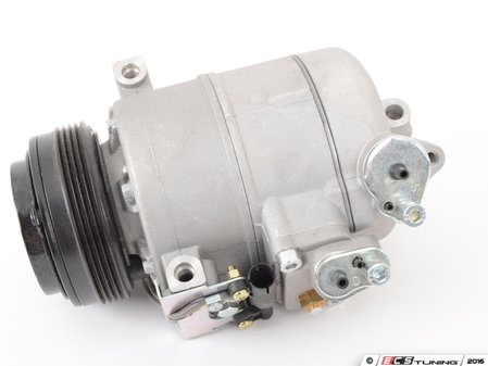 ES#3024085 - 64526916232 - Air conditioning compressor  - Keep your car cool with this new compressor - Hella - BMW