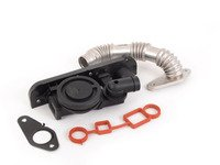 ES#8590 - 06f198205 - Emissions Service Kit - Restore proper boost levels with this kit. This kit comes with the PCV seal. - Assembled By ECS - Audi