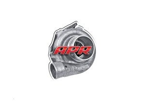 "ES#3102462 - APR16A-A23 - Acrylic Magnet - Turbocharger magnet. 1/4"" thick premium acrylic. 1.65"" x 2"" - APR - Volkswagen"