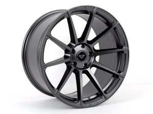 "ES#3088908 - 10220gmf8xm3KT - 20"" V-FF 102 Style Wheels - Staggered Set of Four - 20x9.5"" ET22, 20x10.5"" ET34. Carbon graphite finish. Excellent aggressive fitment for F8X M3/M4. - Vorsteiner - BMW"
