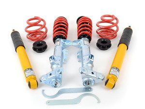 ES#1303322 - 29512-1 - Street Performance Coilover Kit - Unrivaled comfort and performance. - H&R - BMW