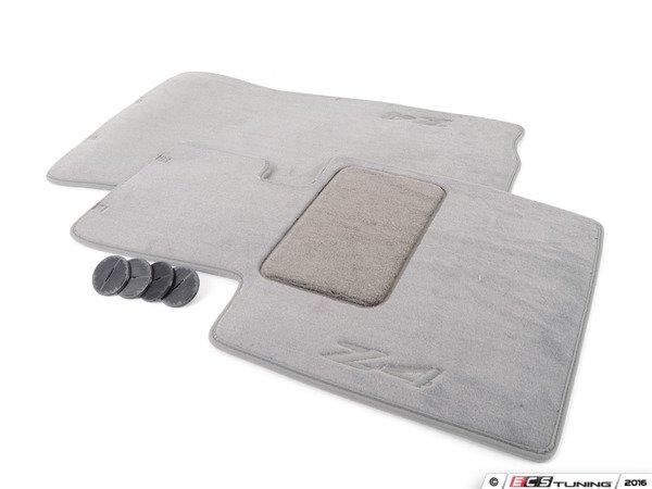 Genuine Bmw 82110152600 Z4 Floor Mats Grey 82 11 0