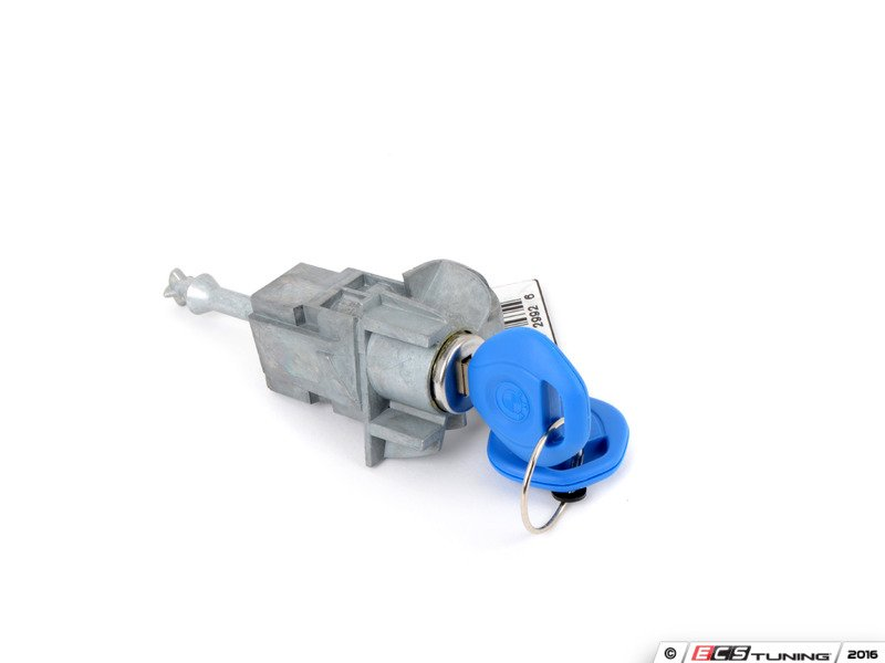 Genuine Bmw 51218244051 Door Lock Cylinder With Key