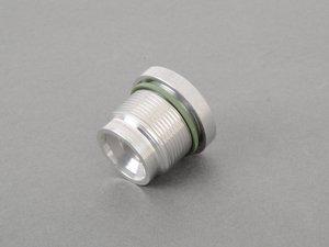 ES#43763 - 23317531372 - Screw Plug - Keeps fluid in your transmission - Genuine BMW - BMW