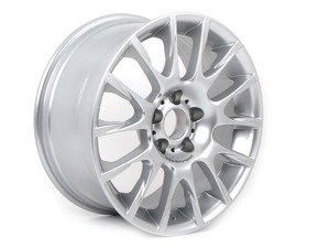 "ES#64937 - 36116770465 - 18"" Radial Spoke Style 216 Wheel - Priced Each - 18x8.5 ET 37 72.6 CB - Genuine BMW - BMW"